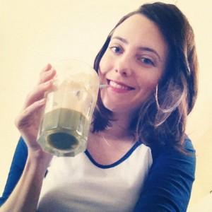 Annette green juice