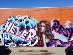 Street Art, Beyond Rest